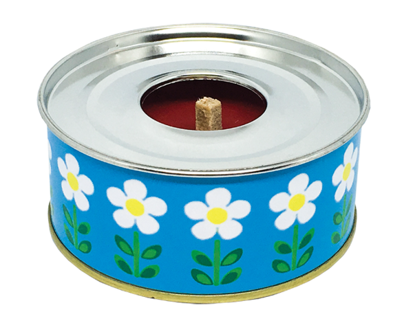 The Outdoor Candle - Retro Daisies